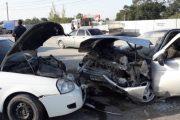 Два ВАЗа столкнулись в Хасавюрте, погиб человек