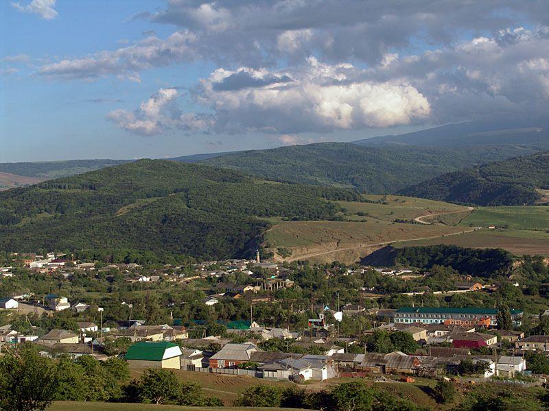 Полиция ищет жителя села Дылым, стрелявшего в односельчан