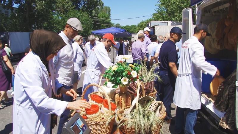 В Махачкале пройдет ярмарка сельхозпродуктов