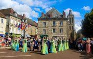 Дагестанцы принимают участие в Международном фольклорном фестивале во Франции