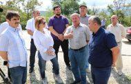 В селе Дылым проверили ход реализации проекта «Мой Дагестан, моя вода»