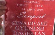 Ансамбль «Гюнеш» из Дербента стал победителем фестиваля в Чехии