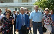 Владимир Васильев провел встречу с журналистами федеральных СМИ