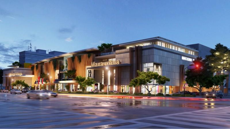 Анонимный инвестор предложил построить в Махачкале торговый центр за три миллиарда