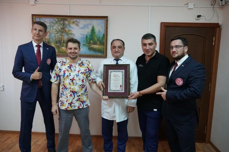 В Дагестане два хирурга за восемь часов прооперировали более полусотни пациентов