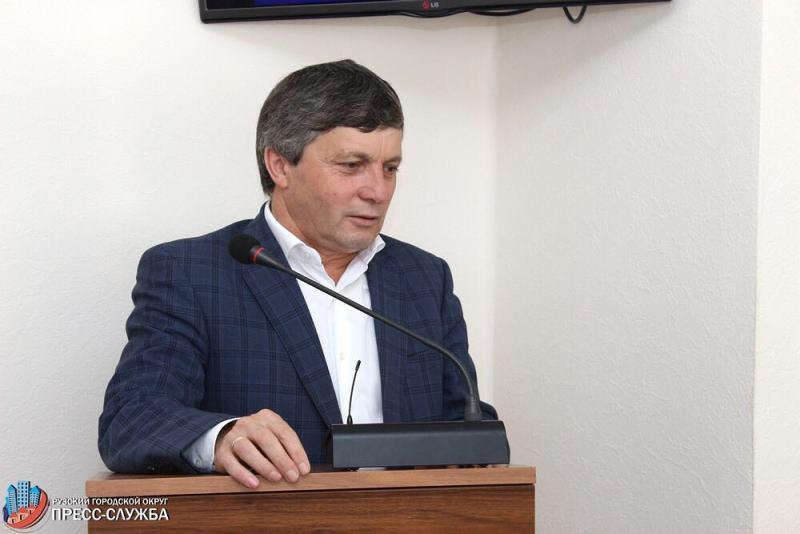 Мэр Махачкалы назначил себе нового заместителя