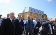 Сергей Чеботарев и Артём Здунов посетили инвестиционную площадку «Уйташ»