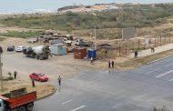 Жители Каспийска остановили стройку на побережье