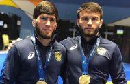 Дагестанцы завоевали два золота на чемпионате мира по вольной борьбе