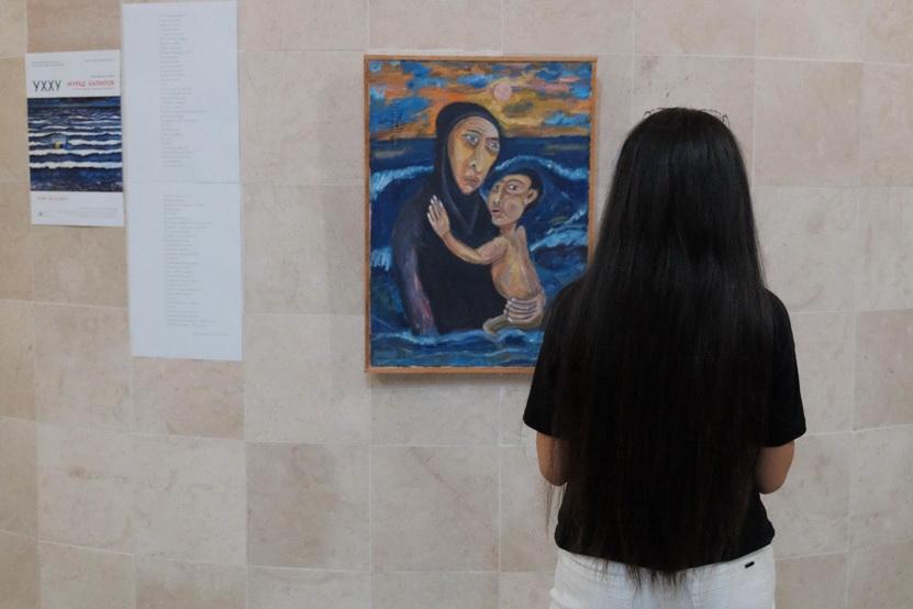 Попробуй «УХХУ». Запрещенные приемы Мурада Халилова и его новая выставка