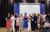 В ДГУНХ прошло посвящение студентов–первокурсников