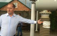 Напряжение на участке. Гендиректор «Россетей Северного Кавказа» прошелся по проблемному объекту и его сотрудникам