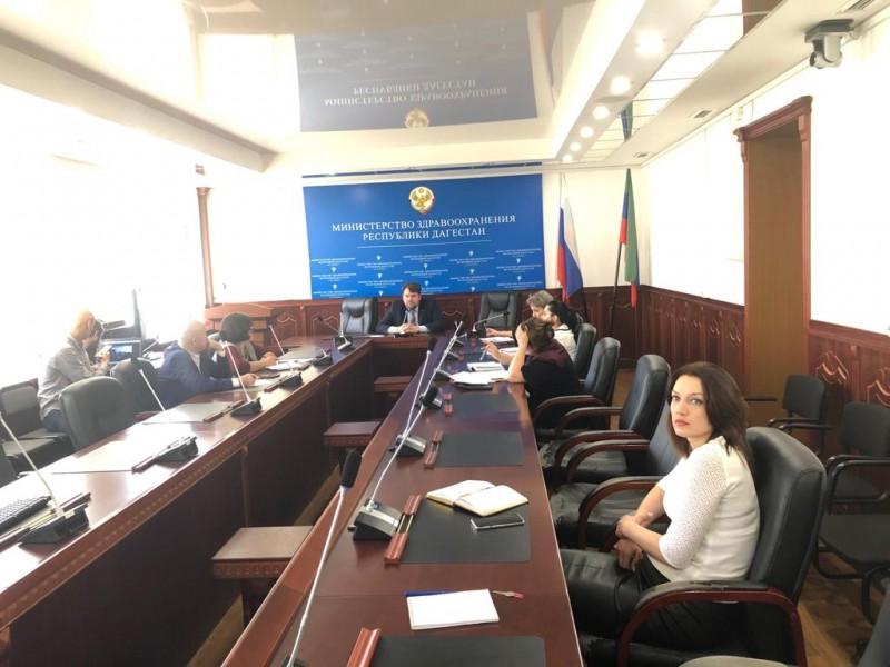 Санитарная авиация Дагестана пополнится двумя новыми вертолетами