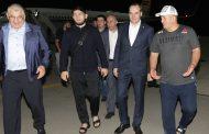 Хабиб Нурмагомедов прибыл в Дагестан