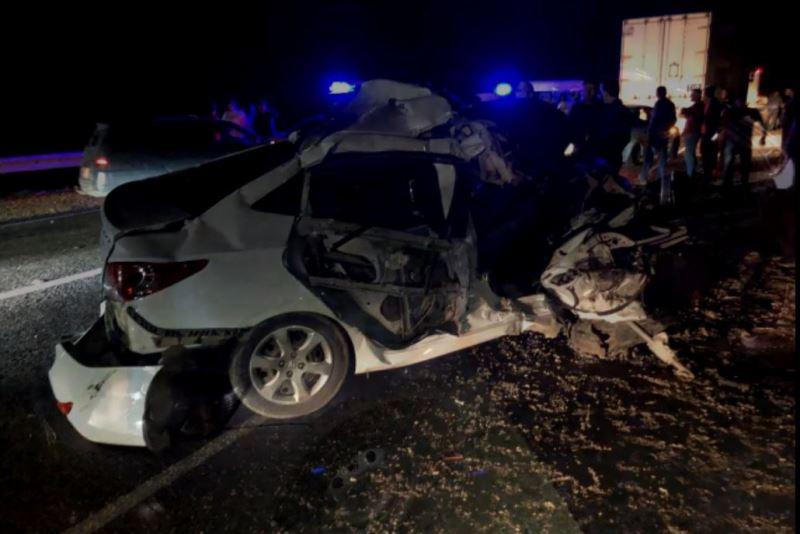Два человека погибли в ДТП в Каякентском районе (ФОТО)