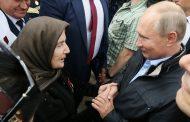 Владимир Путин в Ботлихе (ФОТОГАЛЕРЕЯ)