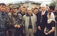 Президент России встретился с Магомедали Магомедовым
