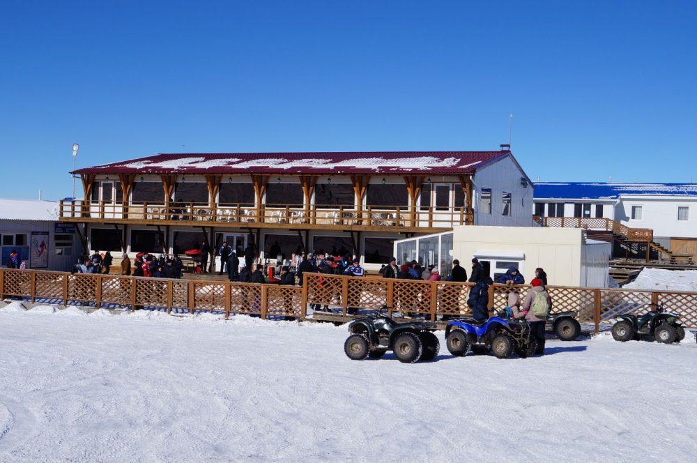 База «Чиндирчеро» закрылась в преддверии зимнего сезона