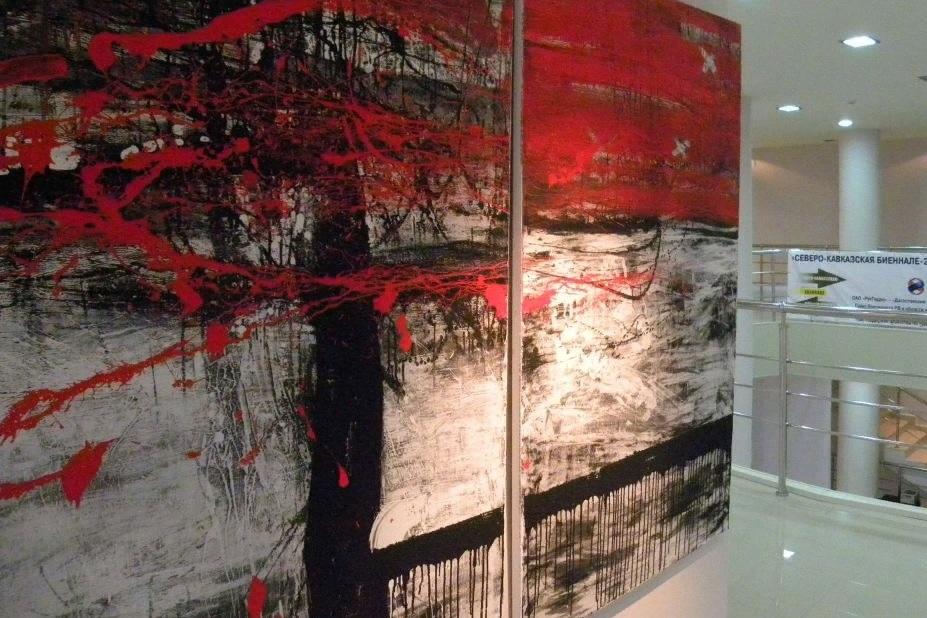 В Москве состоится биеннале современного искусства Северного Кавказа