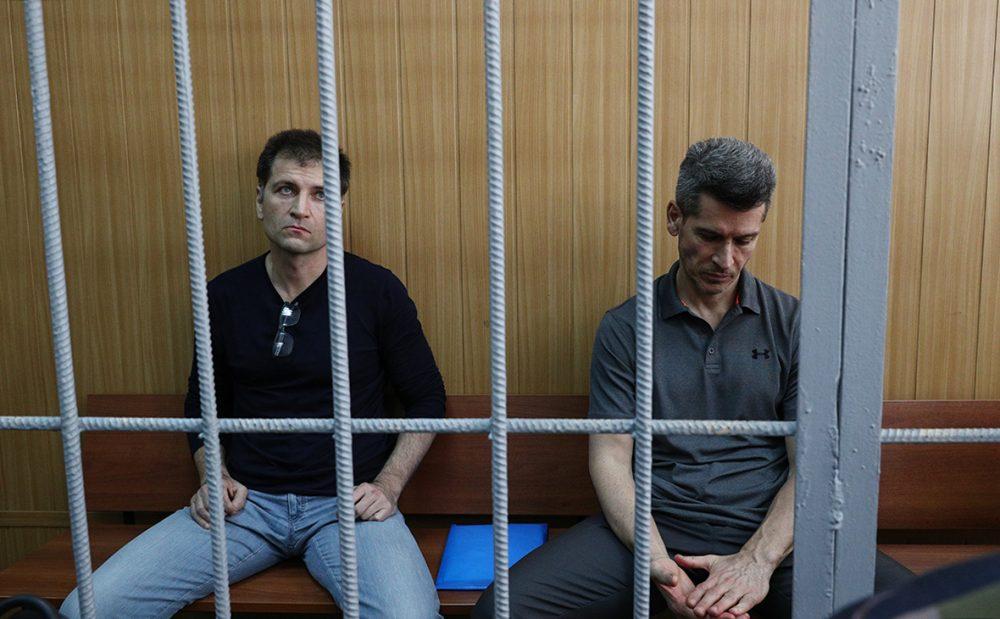 В камеры к братьям Магомедовым вновь подселили обвиняемых в терроризме