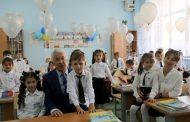 Владимир Васильев принял участие в открытии новой школы в Каспийске