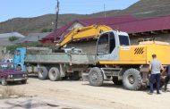 В Сергокалинском районе ремонтируются автомобильные дороги