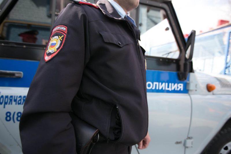 Житель Махачкалы заподозрен в избиении полицейского