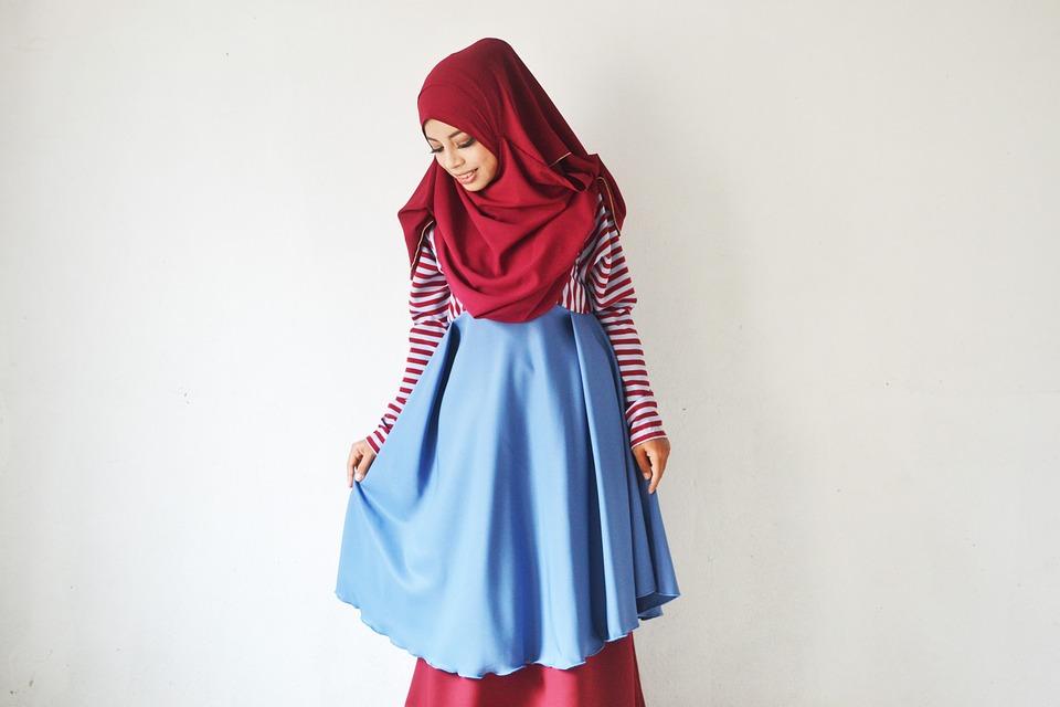 Модное покрытие. Какой может быть мусульманская женская одежда
