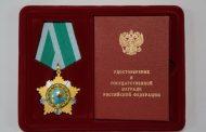 Владимир Путин наградил орденами трех дагестанцев