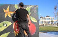 В Дербенте прошел мастер-класс по стрит-арт искусству