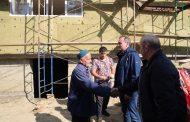 Артем Здунов посетил Казбековский район