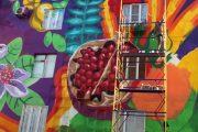 Стрит-артисты добавили красок Дербенту (ФОТО)