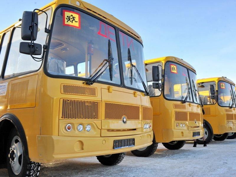 Более 160 автобусов будет закуплено для школ Дагестана до конца 2019 года