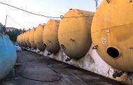 В Дербенте изъято более миллиона литров нелегального алкоголя (ФОТО)