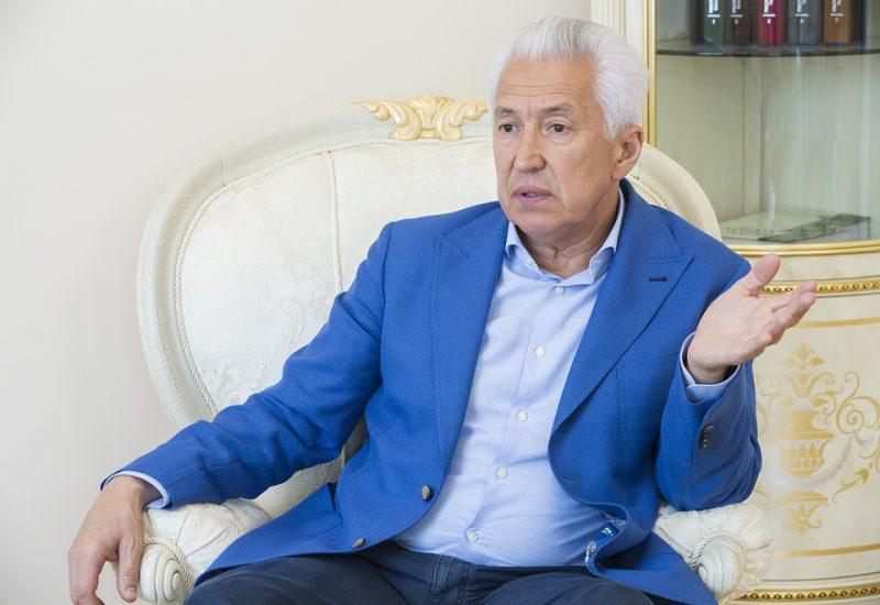 Глава Дагестана отчитался о доходах