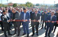 В Сулейман-Стальском районе открылся многофункциональный спорткомплекс