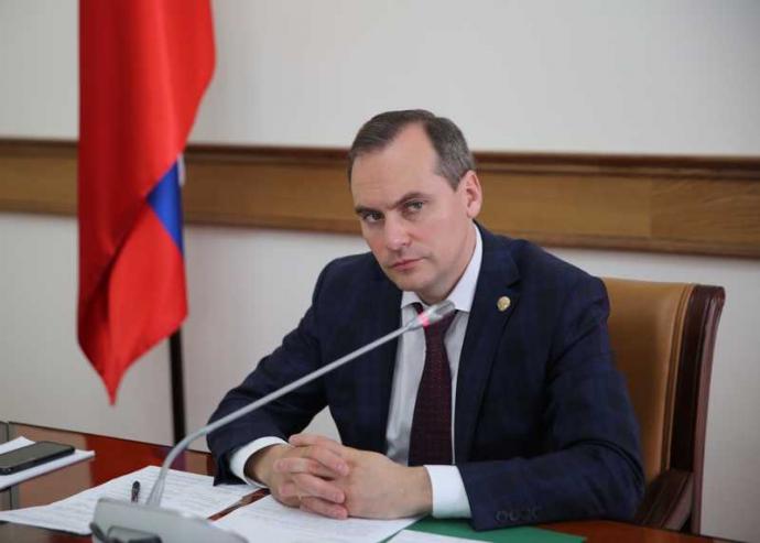 Артем Здунов раскритиковал санитарное состояние Хасавюрта