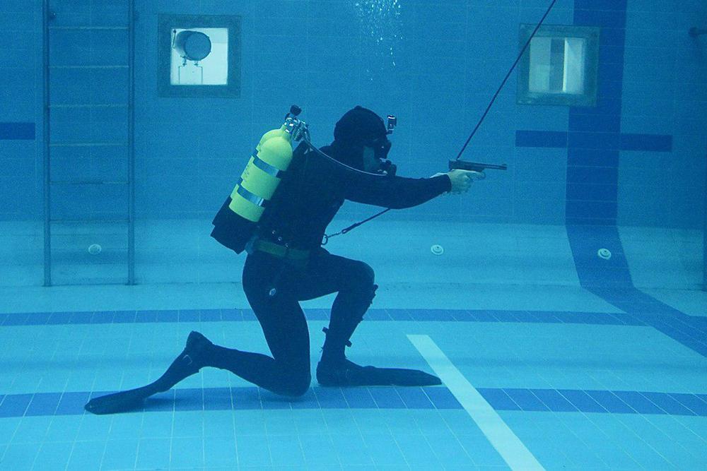 В Дагестане открыт новый тренировочный комплекс для подводного спецназа (ФОТО)