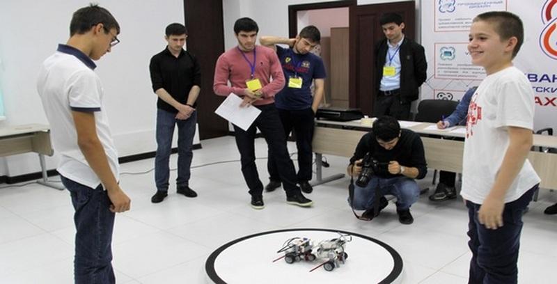 В Дагестане пройдет чемпионат по робототехнике