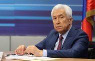 Владимир Васильев поздравил дагестанцев с Днем Государственного флага России