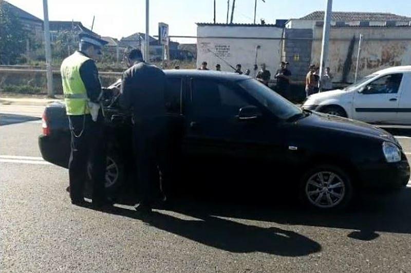 В ДТП на трассе пострадала девятилетняя девочка