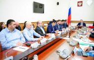 Артем Здунов обсудил инвестпроекты с бизнес-сообществом