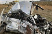 Водитель «девятки» погиб в ДТП на железнодорожном переезде (ФОТО)