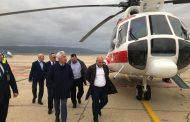 Дагестан получил новый медицинский вертолет