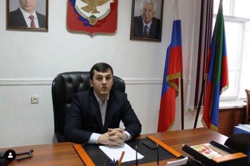 Прекращены полномочия председателя собрания депутатов Буйнакска