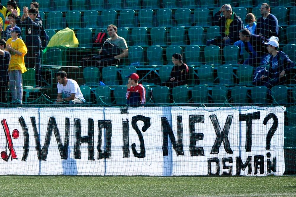 Осман Кадиев: «Анжи» вынужден договариваться о домашнем стадионе с соседними регионами»