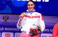 Земфира Магомедалиева во второй раз в карьере выиграла чемпионат мира по боксу