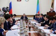 В правительстве Дагестана обсудили бюджет на 2020 год