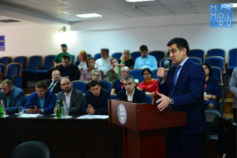 Всероссийская инновационная конференция проходит в ДГТУ