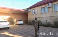 Силовики обыскали дом и рабочий кабинет главы Агачаула